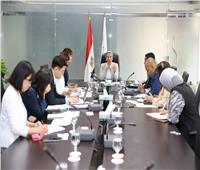 وزيرة البيئة تبدأ سلسلة لقاءات مع وفد من كوريا الجنوبية للتعاون في إدارة المخلفات
