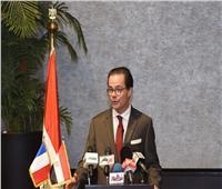 السفير الفرنسى: لدينا طموح كبير لتوصيل الغاز إلى الأسر المصرية