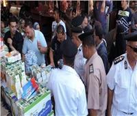 «شرطة التموين»: ضبط 1005 قضية تموينية في حملات مكبرة على الأسواق