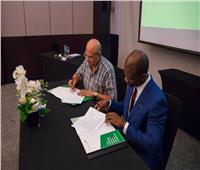 شعبة الأجهزة والمستلزمات باتحاد الصناعات توقع بروتوكول لاستضافة أكبر معرض في أفريقيا