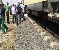 مصرع طالب جامعي أسفل عجلات القطار بالشرقية
