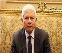 وفد الهيئة الوطنية للانتخابات يهنئ النائب العام ورئيس محكمة النقض