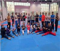 23 لاعبا يمثلون مصر ببطولة العالم الشاطئية للتايكوندو