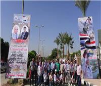 الجامعات المصرية تواصل احتفالاتها بالذكري الـ46 لانتصارات أكتوبر
