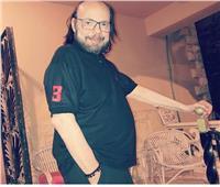 أحمد السقا ناعيا طلعت زكريا: مع السلامة أخويا وصاحبي