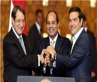 الرئيس القبرصي ورئيس الوزراء اليوناني يغادران القاهرة
