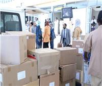 وصول 1.2 طن أدوية لدعم عيادة «تحيا مصر أفريقيا» بدولة تشاد