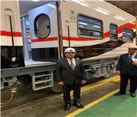 لخدمة «خطوط الغلابة».. 10 مزايا لعربات القطارات القادمة من روسيا