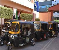 محافظ الشرقية يُطالب بمصادرة مركبات «التوك توك» المخالفة