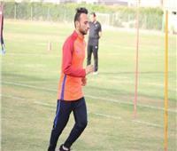 محمد رمضان يشارك في تدريبات المقاصة استعداداللمصري