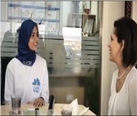 بمناسبة اليوم العالمي للفتاة  «نورا» تشغل مهام منصب منسق الأمم المتحدة بمصر