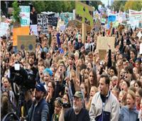 اندلاع تظاهرات في برلين مطالبه بحماية المناخ