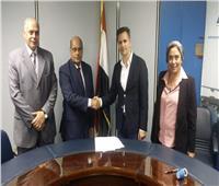 «مصر للطيران» تتعاقد مع شركة سويسرية لتقديم خدمات أرضية