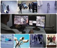 كاميرات المراقبة تحل ألغاز الجرائم.. «شاهد شاف كل حاجة»