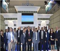 رئيس تنشيط السياحة يفتتح جناح مصر بمعرض TTG Incontri بإيطاليا