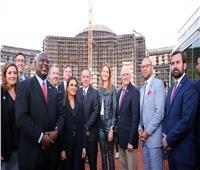 وفد «الشيوخ والنواب» الأمريكي: العاصمة الإدارية فرصة لشراكة اقتصادية مع مصر