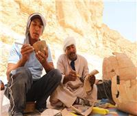 بصل وثوم ودوم و«إلاله حورس».. خبايا آثار وادي القرود