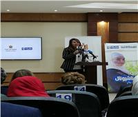 «نيرمين» وزيرة التضامن: الوزارة تتعامل مع كل فئات المجتمع الأولى بالرعاية