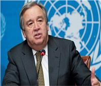 الحرب في سوريا| الأمين العام للأمم المتحدة يدعو لوقف تصعيد الصراع