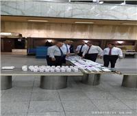 إحباط محاولة تهريب أدوية لعلاج السرطان بمطار القاهرة