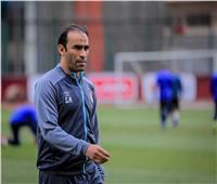 عبد الحفيظ يحفز لاعبي المنتخب