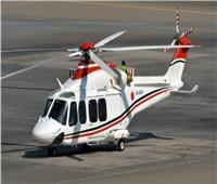 عاجل  هبوط اضطراري على الماء لطائرة خدمات بترول ببورسعيد