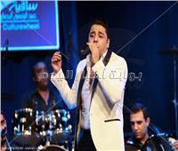 صور| هاني حسن الأسمر يعيد تراث والده بأجمل أغنياته في «الساقية»
