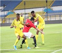 صور| منتخب مصر الأولمبي يتعادل مع جنوب إفريقيا وديا