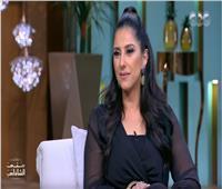 فيديو| الفنانة حنان مطاوع تكشف عن مشهد انهارت بعده في «لمس أكتاف»