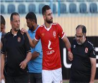 الأهلي يعلن موقف عمرو السولية من مباراة القمة