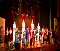 ألف ساعة مسرح حصاد مهرجان الصعيد المسرحي الرابع بأسيوط