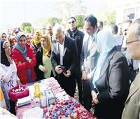 «القومي للإعاقة» ينظم معرض المنتجات الثالث بالقاهرة