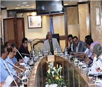 محافظة أسوان تبدأ الإجراءات التمهيدية لمبادرة «حياة كريمة» لتطوير 11 قرية