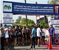 وزير الشباب يفتتح الأولمبياد الرياضي للمحافظات الحدودية