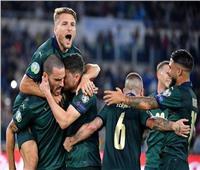 شاهد| إيطاليا تفوز على اليونان وتتأهل ليورو 2020