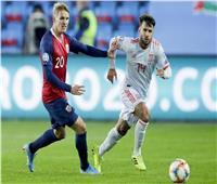 شاهد| «جوشوا كينج» يقود النرويج للتعادل مع إسبانيا