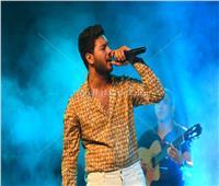 صور| محمد شاهين يُبدع في حفل ألبومه «ده ال جاي»