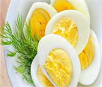 «الأصفر أم الأبيض».. دارسة تكشف الجزء الأكثر فائدة من البيض