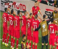 فتح تحقيق بشأن احتفال «التحية العسكرية» للاعبي تركيا في تصفيات اليورو