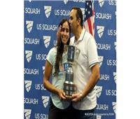 نوران جوهر تتوج بلقب بطولة أمريكا المفتوحة للاسكواش