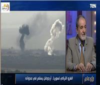 رياض درار: إخوان سوريا يروجون ويدعمون العدوان التركي على شمال البلاد