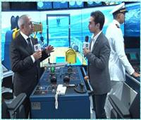 مصطفى المنشاوي يستضيف رئيس الأكاديمية البحرية في «ابن مصر»