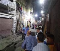 مصرع وإصابة 3 في انهيار عقار غرب الإسكندرية