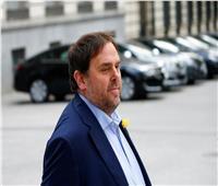 السجن 13 عاما لنائب رئيس كتالونيا السابق لإدانته بتهمة إثارة الفتنة