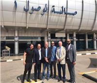 هاني زادة يعود إلى القاهرة قادمًا من سويسرا