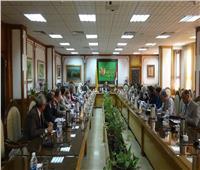 مجلس عمداء طارئ بجامعة المنيا لاستقبال لجنة تقييم «أفضل جامعة مصرية»