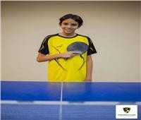 تأهل اللاعب مروان عماد في بطولة العالم لتنس الطاولة