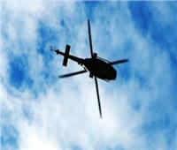 «القوات البحرية» تنقذ طاقم «طائرة هليكوبتر مفقودة» بالبحر المتوسط