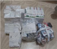 ضبط 813 عبوة دوائية منتهية الصلاحية بصيدلية بالشرقية