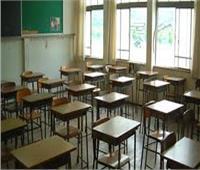 انفجار اسطوانة بوتاجاز بجوار مدرسة بالمرج